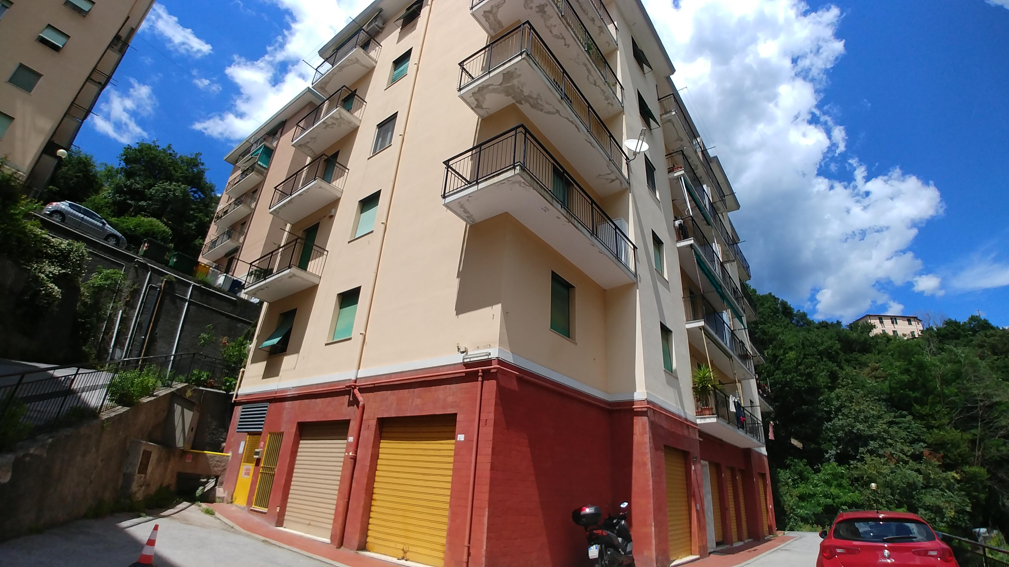 appartamento arredato affitto bolzaneto mariella immobiliare