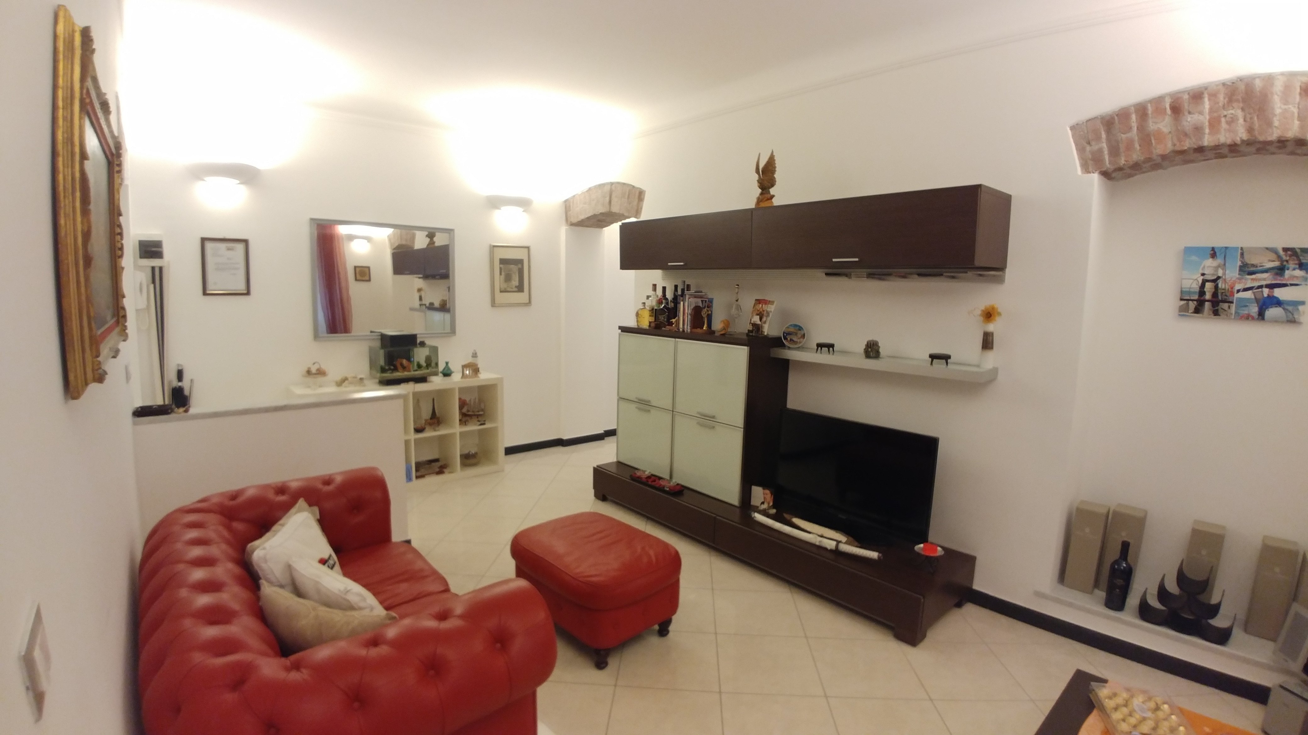 vendita appartamento bolzaneto via bonghi