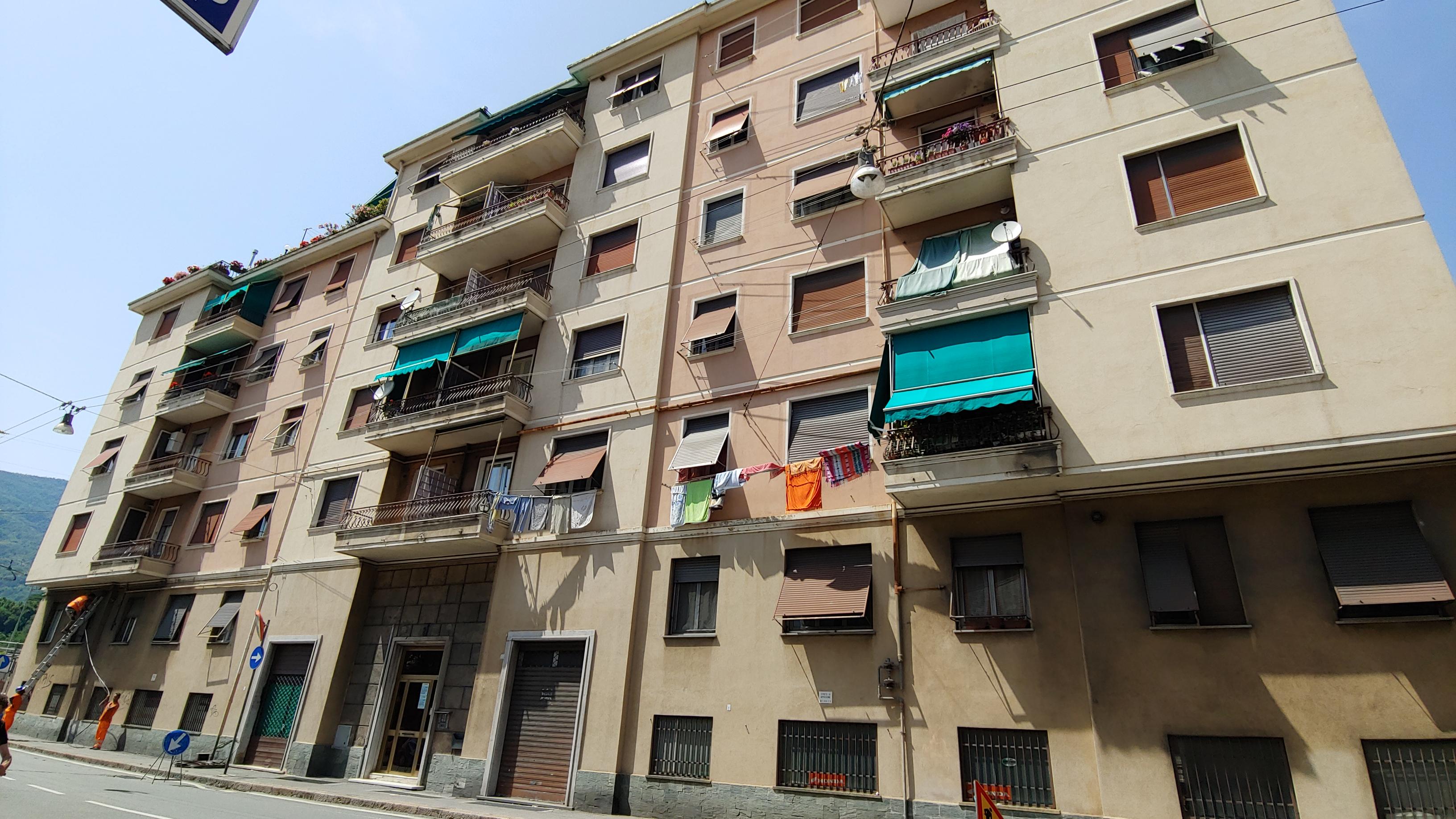 affitto appartamento via reta
