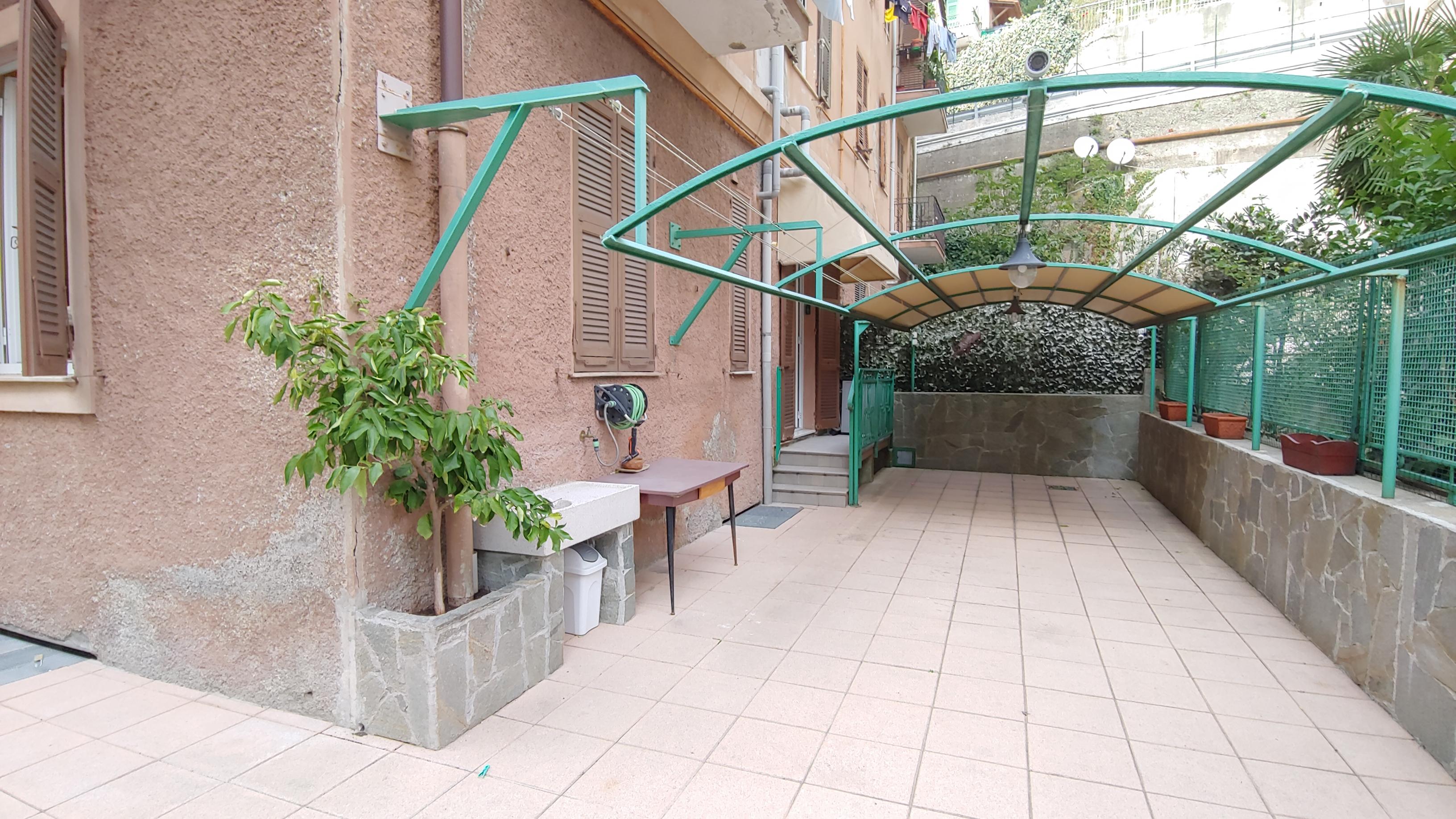 appartamento salita brasile con terrazzo