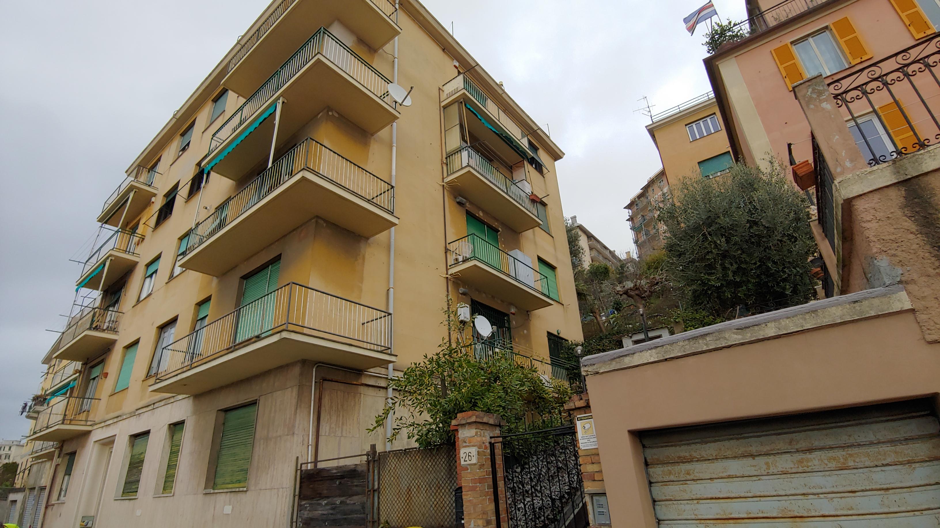 vendita appartamento via mansueto