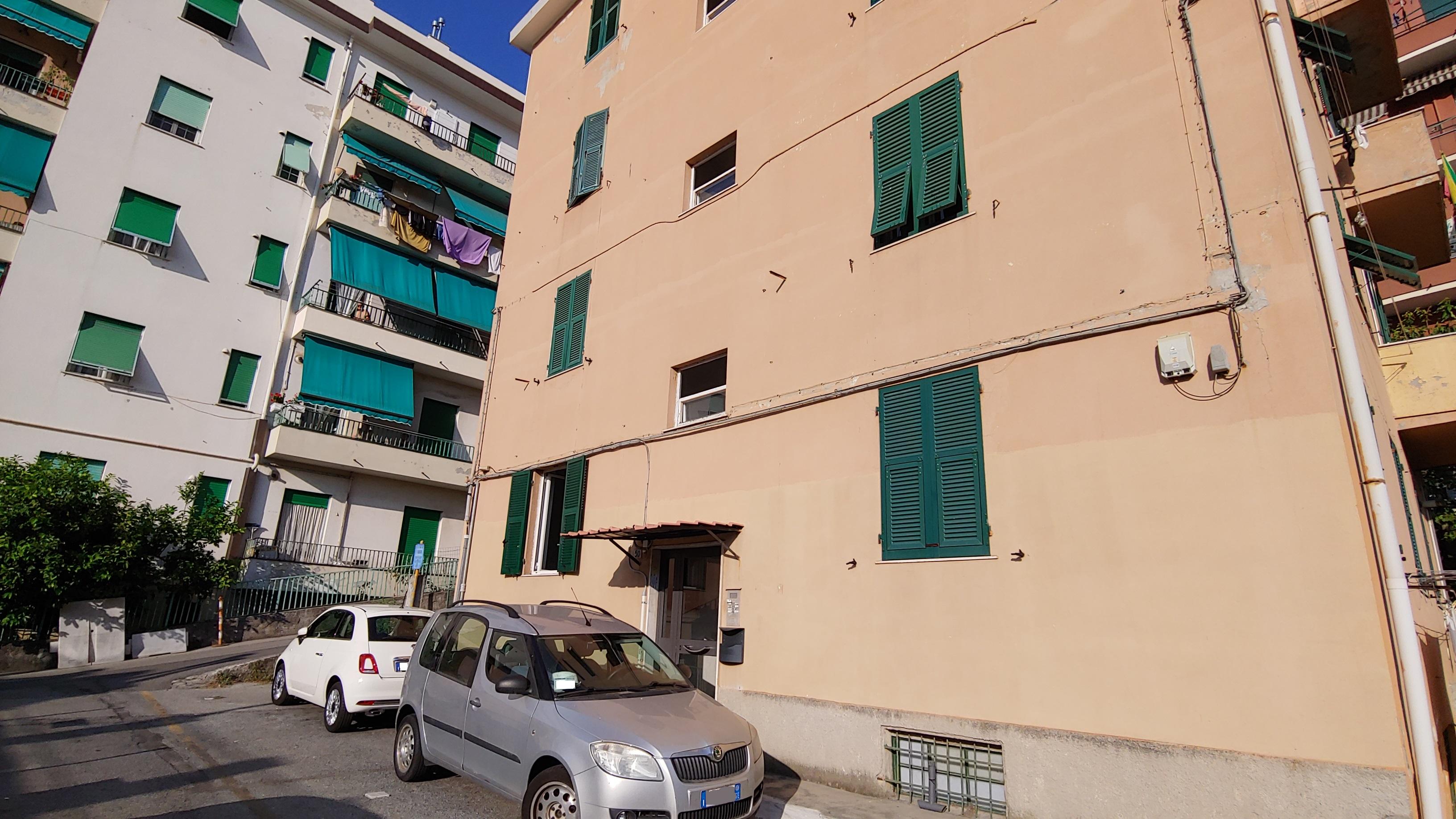 vendita appartamento via borzoli