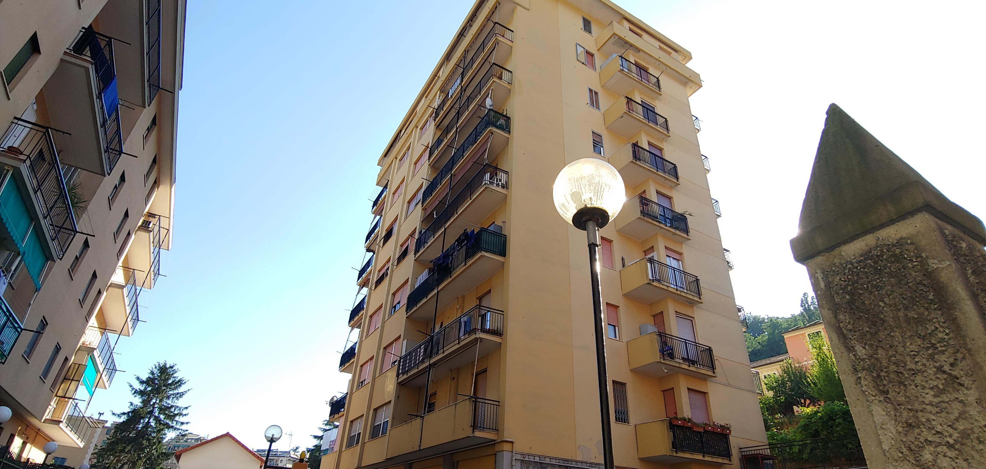 vendita appartamento via bernardini molassana