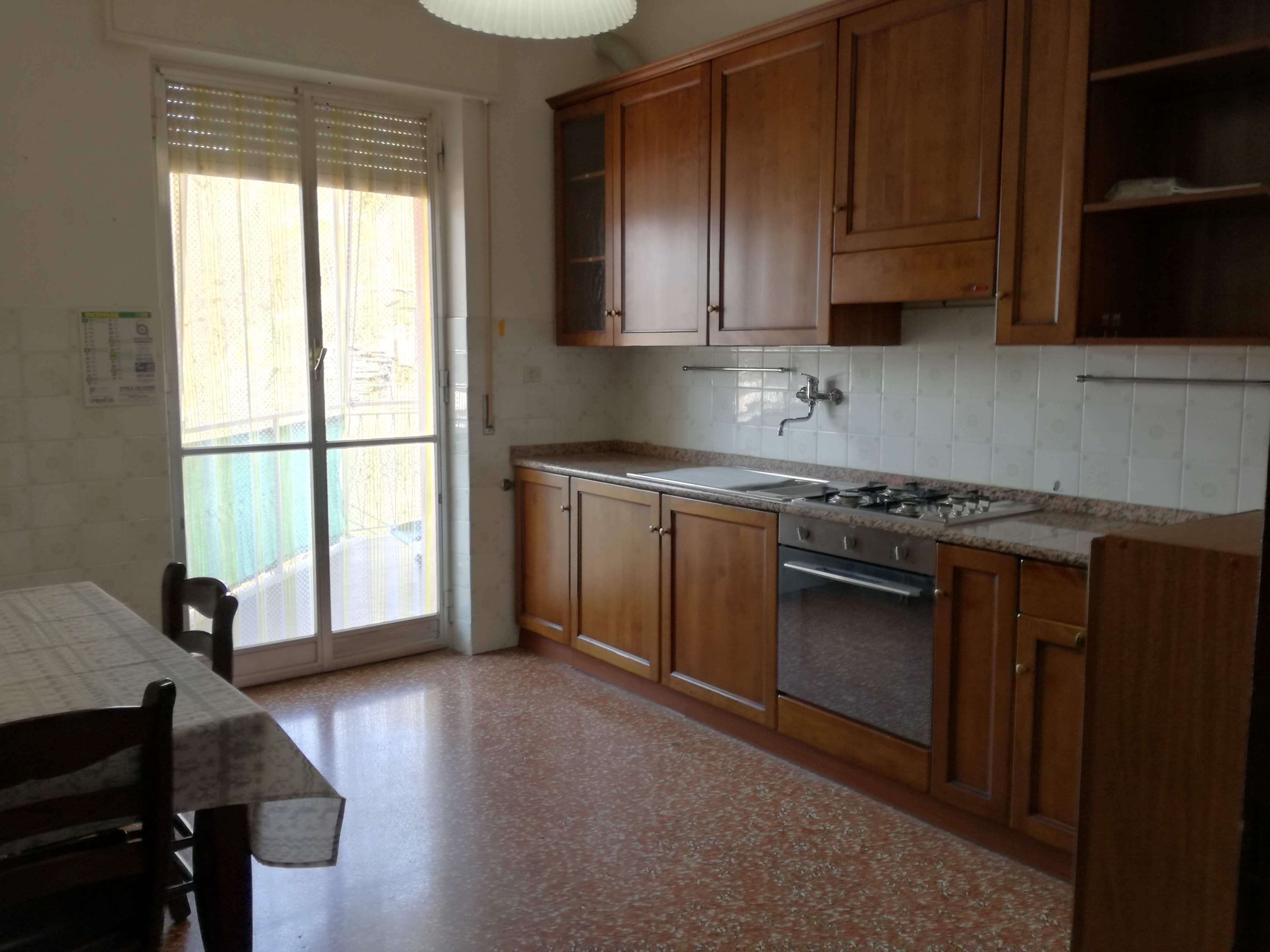 affitto appartamento arredato via arvigo