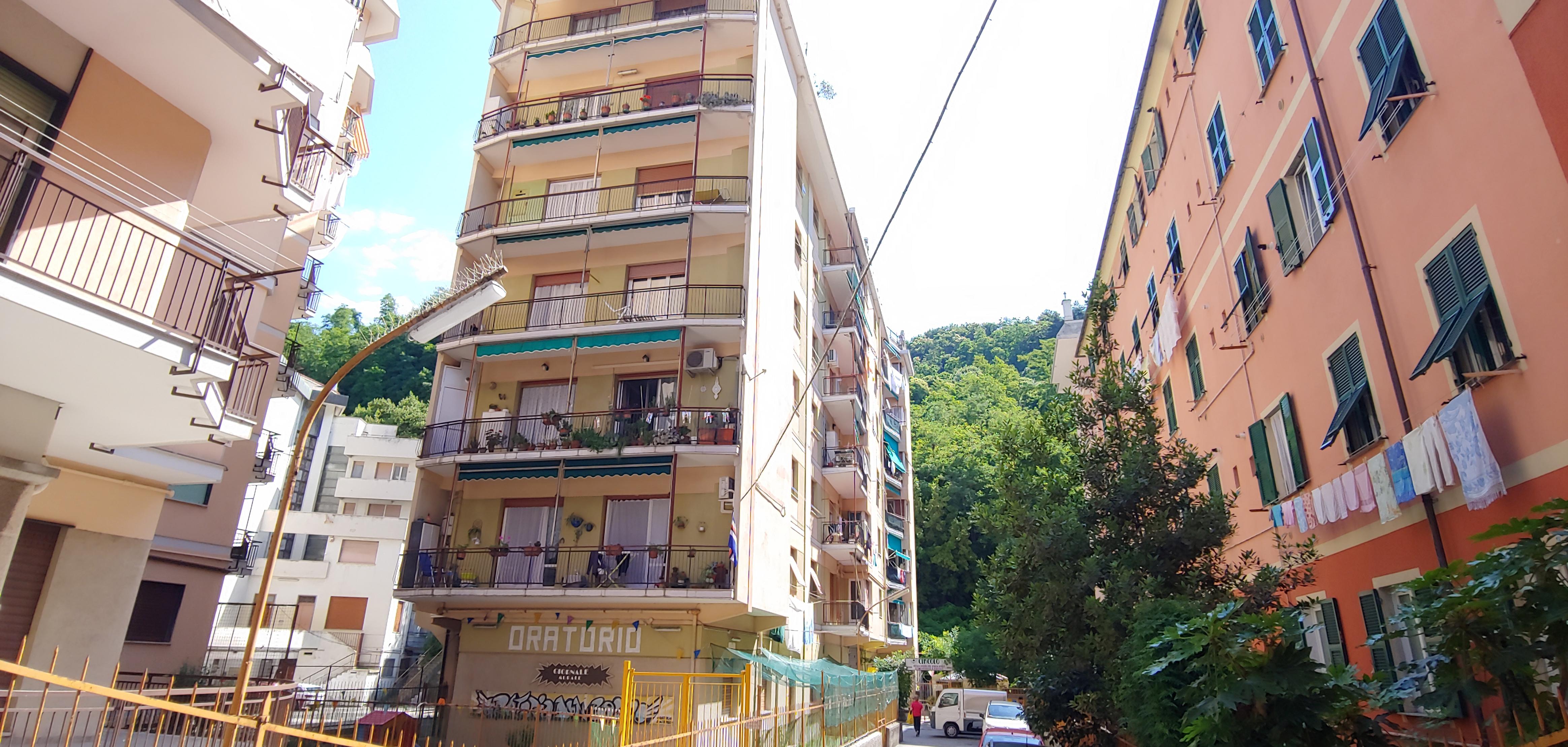 vendita appartamento via bolzaneto
