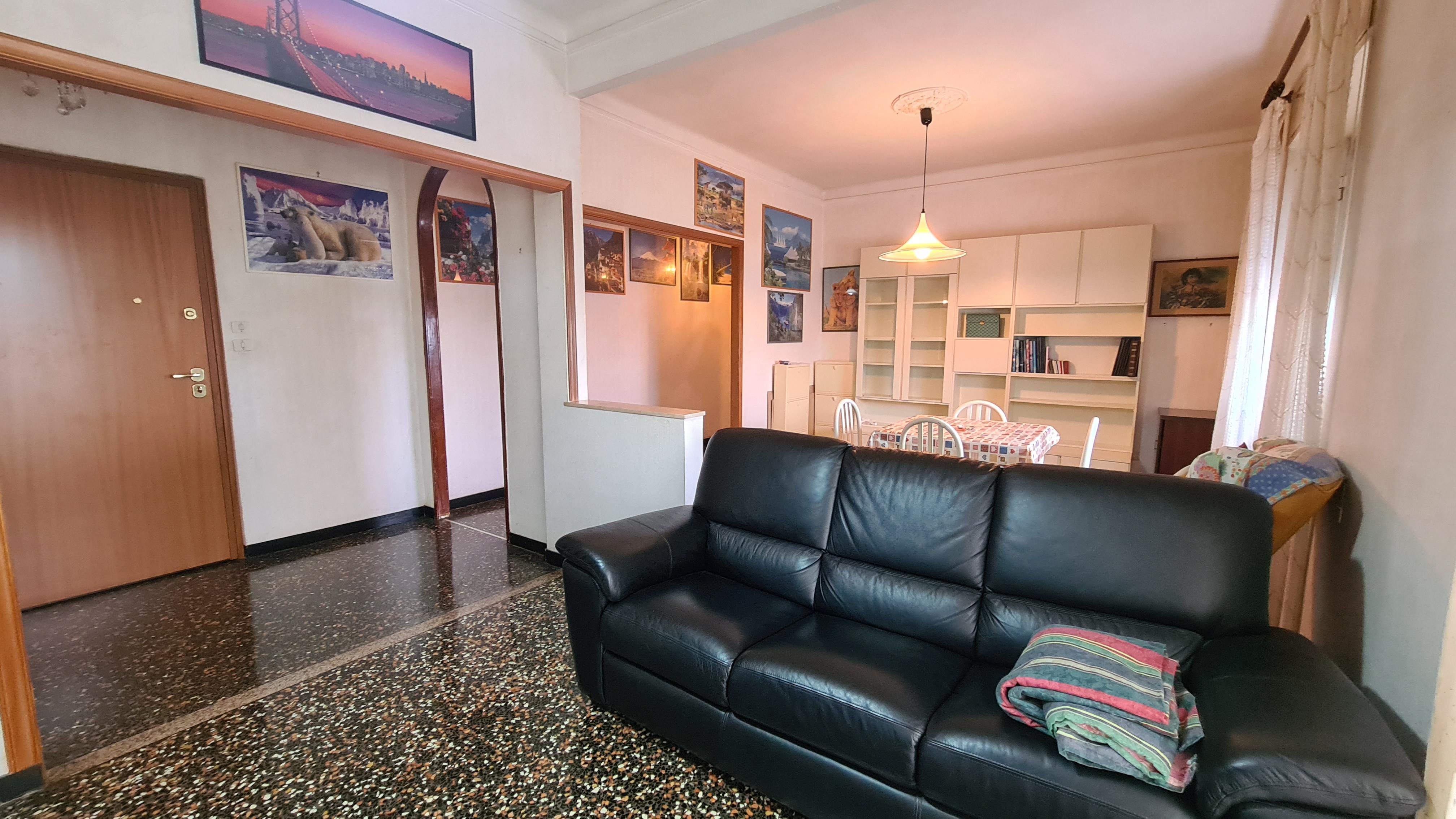appartamento in vendita sestri via calda